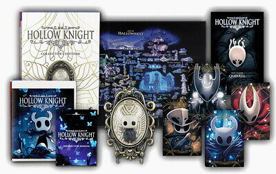 CHRISTOPHER LARKIN HOLLOW Knight: Gods & Nightmares PICTURE