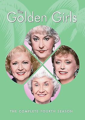 The Golden Girls: The Complete Fourth Season DVD