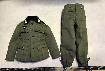1//6 Scale Royal Best Breadbag /& Canteen /& Mess Kit Johann Alber Wehrmacht