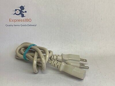 Wonderful E91072 WTP-003D 10A 125V Power Cable NEW