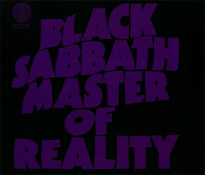 Black Sabbath - Master Of Reality ( 2 AUDIO CDs Deluxe Edition )