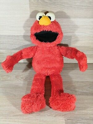 ELMO LIVE INTERACTIVE Robot Talking Toy Fisher Price Mattel