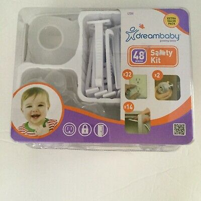 Dreambaby Safety Kit 48 Pieces Extra Value Pack Child Protection |