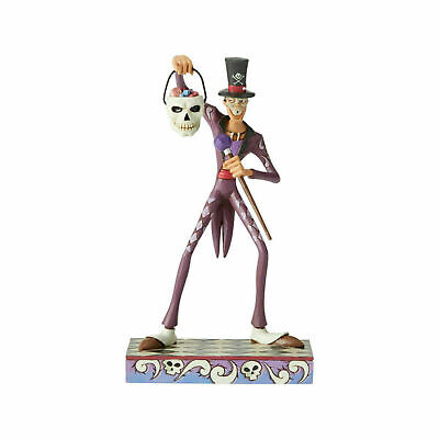 Jim Shore 2019 Disney Traditions FACILIER HALLOWEEN-THE SHADOW MAN CAN 6002836