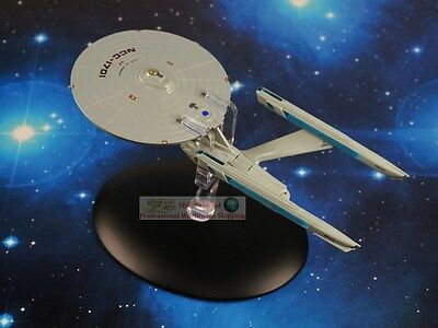 Eaglemoss STAR TREK USS Enterprise NCC-1701 REFIT Diecast Model Starship A612