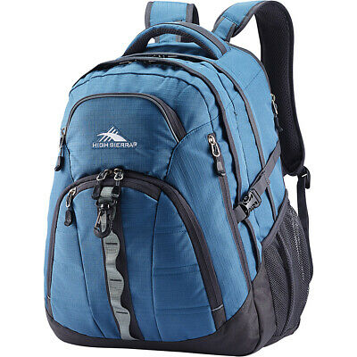 High Sierra Access 2.0 Laptop Backpack 8 Colors Business & Laptop Backpack NEW