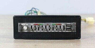 ICS EA968, 10 Band Auto Equalizer mit original VW/AUDI 251 857 233 Radioblende