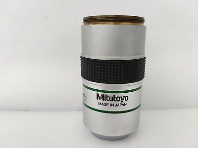 Mitutoyo BD Plan Apo 20X/0.42 ∞/0 f=200 (WITH VERY GOOD CONDITION)