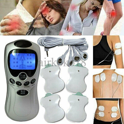 Electrical Stimulation Massage Tens Unit Machine Muscle Therapy Pain Relief