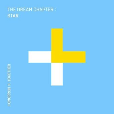 TOMORROW X TOGETHER TXT THE DREAM CHAPTER STAR (BOOKLET+CD+ETC) (KpopStoreinUSA