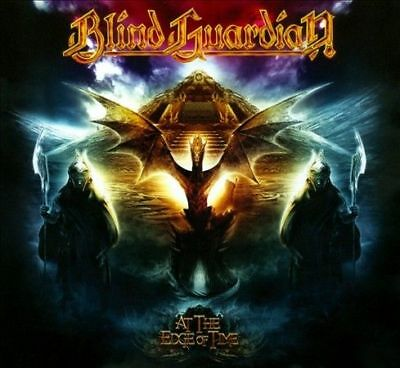 Blind Guardian - At the Edge of Time ( 2 AUDIO CDs Deluxe Edition )