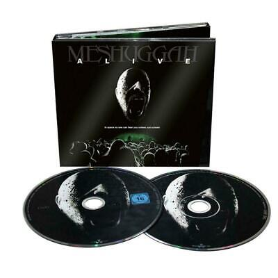 MESHUGGAH - Alive CD + DVD GOJIRA/LETTERS FROM THE COLONY/ANIMALS AS LEADERS