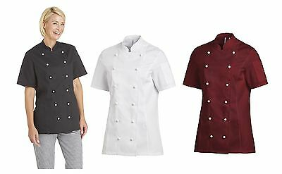 Leiber 08/2519 Ladies Chef Jacket Bakers Jacket Professional Work Jacket Jacket