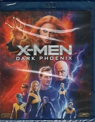 X-Men: Dark Phoenix (2019) Blu Ray