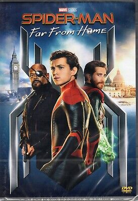 Spider-Man. Far from home (2019) DVD PRENOTAZIONE