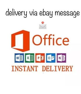 Instant microsoft office 365 Pro, lifetime account 5 devices 5tb WINDOWS MOBILE!