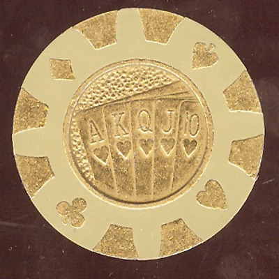 Reliable Brass-Core Manufacturer Sample Casino Chip