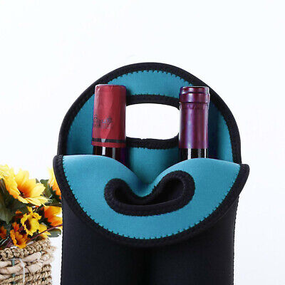 Bar Bottle Cover Carriers Bag Neoprene Protective Sleeve Hand-held Insulation