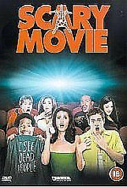 Scary Movie [DVD], New, DVD, FREE & FAST Delivery