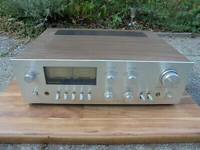 Greater Rotel RA 812  from 70 ´s Vintage High End Amp