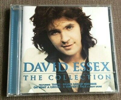 DAVID ESSEX - THE COLLECTION CD (1998) 18 tracks Greatest Hits/Best Of