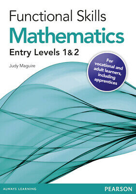 Functional Skills Maths Entry 1 and 2 Teaching and Learning Resource Disks, Judy