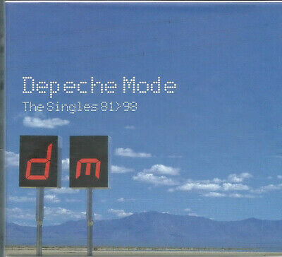 DEPECHE MODE The Singles 81>98   3CD Deluxe Box Set NEW/SEALED Erasure Yazzoo
