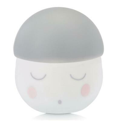 Babymoov Squeezy Nightlight (Grey) With USB Charger & 30 Minute Timer