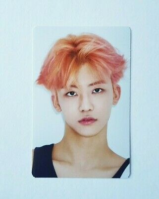 "NCT DREAM JAEMIN Limited Photocard - SM Official 2nd Mini Album ""We Go Up"""
