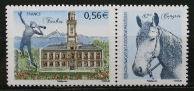 2009 FRANCE TIMBRE Y & T N° 4368 Neuf * * SANS CHARNIERE