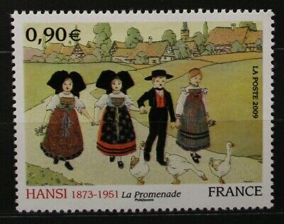 2009 FRANCE TIMBRE Y & T N° 4400 Neuf * * SANS CHARNIERE