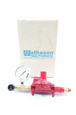 Matheson 3703 Gas Regulator