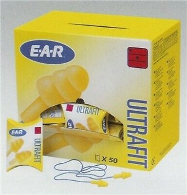 Bouchons D'Oreilles Ear Ultra Fit Protection Bruit PSA Oto-Rhino-Laryngologie
