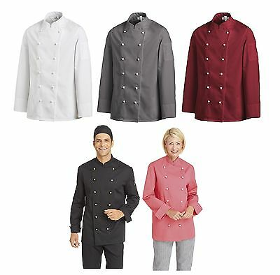 Leiber 12/8790 Men's Ladies Chef Jacket Bakers Professional Work Kitchen