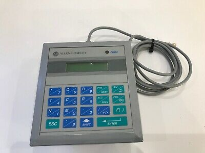 Allen Bradley 1747-DTAM SLC500 Data Table Access Module