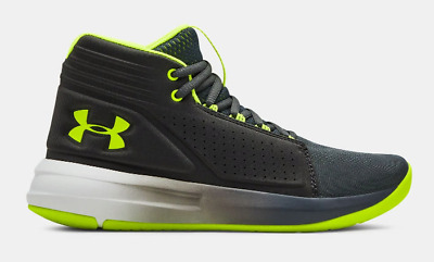 pretty nice 5f850 3a950 UNDER ARMOUR KID'S Basketball Shoes Steph Curry 2 Blk/Gray ...