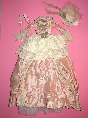 """Tonner - Court Gown 22"""" American Model Fashion Doll OUTFIT - Prototype!!"""