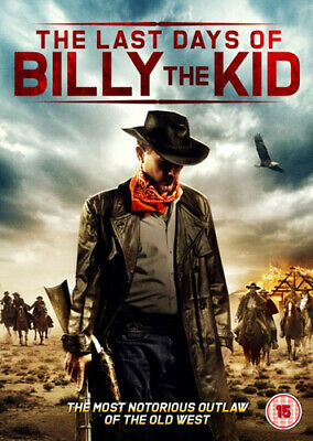 The Last Days of Billy the Kid DVD (2019) Jason Cash, Forbes (DIR) cert 15