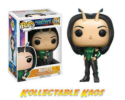 Guardians of the Galaxy: Vol 2 - Mantis Pop! Vinyl Figure #204