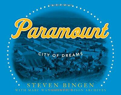 Paramount Hollywoods Greatest by Steven Bingen Book The Fast Free Shipping