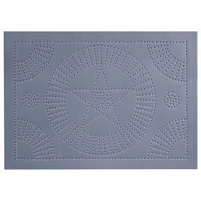 STAR CIRCLE Panel in Country Tin