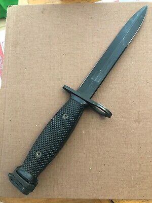 Bayonet M7 Ontario And Imperial Bayonets,BOC (Black Military Issued/surplus)