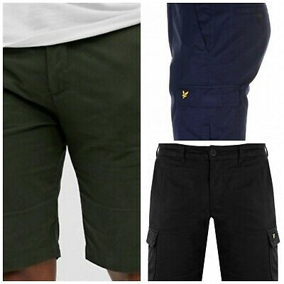 New Lyle And Scott Cargo Shorts For Men- All Season