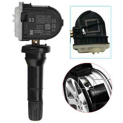 TPMS Tyre Pressure Sensor For Ford Fiesta 2014+ Replacement EV6T-1A180-DC Black