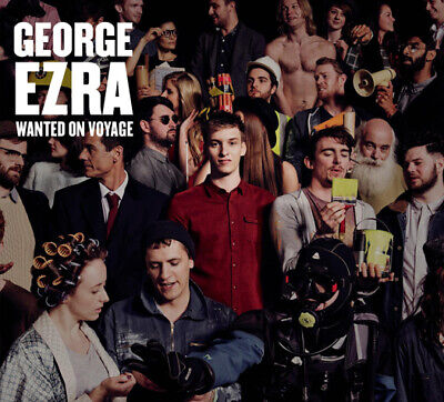 George Ezra ‎Wanted On Voyage CD Deluxe Edition New 2014