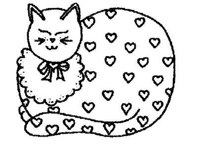 SOUTHWESTERN MY HEART STAMPS FOR YOU RUBBER STAMP MOUNTED CLING FOAM SKULL ANGEL