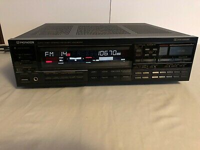 PIONEER HOME STEREO SYSTEM CX-4000, M-4000, CT-W205R, PD