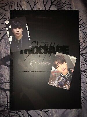 STRAY KIDS - Mixtape (Debut Album) PHOTO CARDS INCLUDED