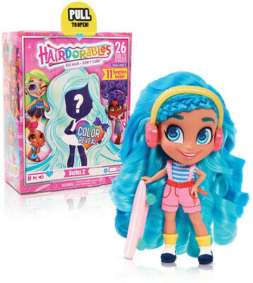 Hairdorables ? Collectible Surprise Dolls and Accessories: Series 2 Kid Toy