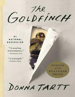 The Goldfinch (Pulitzer Prize for Fiction) by Donna Tartt (E-B0K&AUDI0||E-MAILED